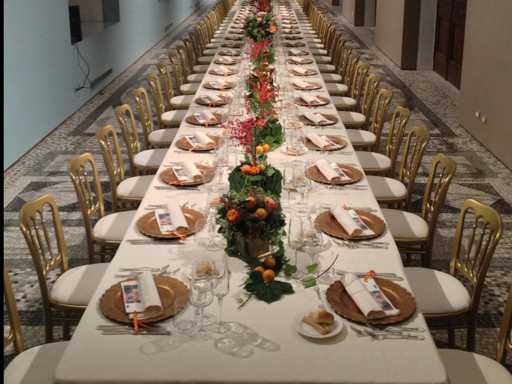 Allestimento per cerimonie Torino - Bon Ton di Pietrini