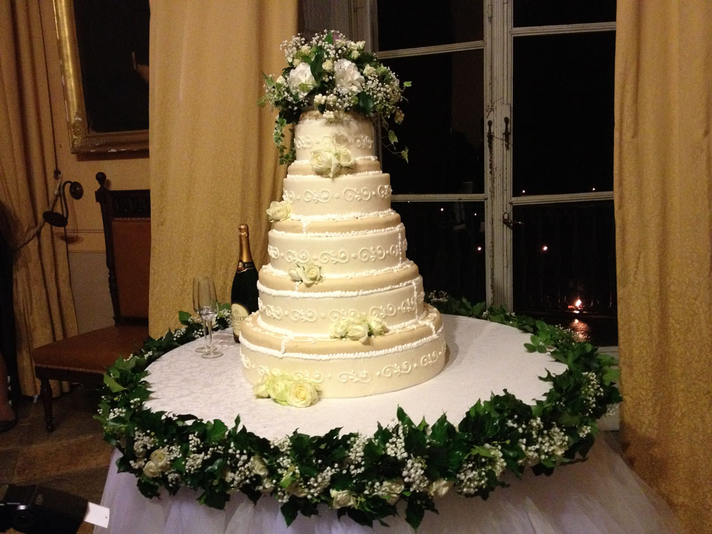 torta nuziale - wedding catering