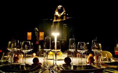 Cena al Museo Egizio di Torino