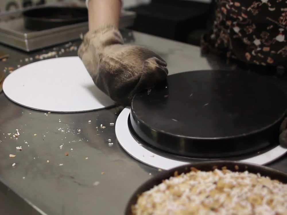 Realizzazione Pan della Marchesa Susa