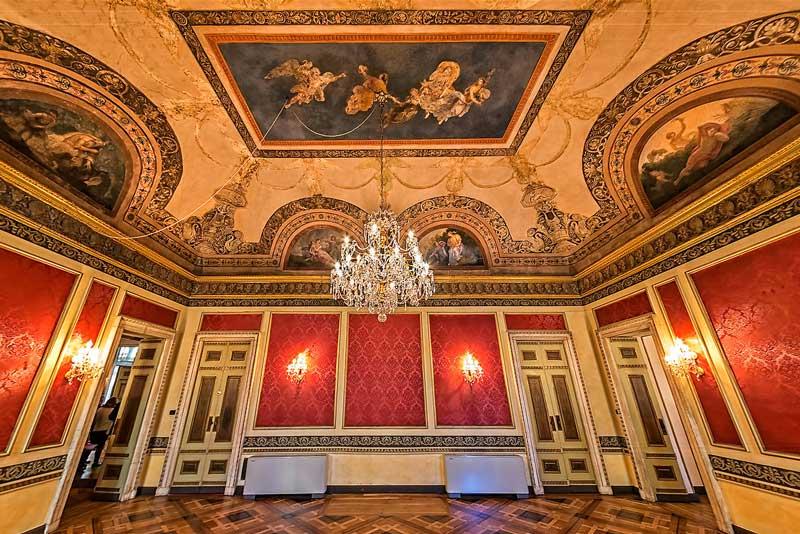 Locations per catering a Torino: Palazzo Costa Carrù