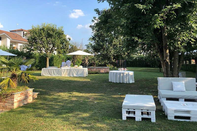 Locations eventi: Villa Balbiano