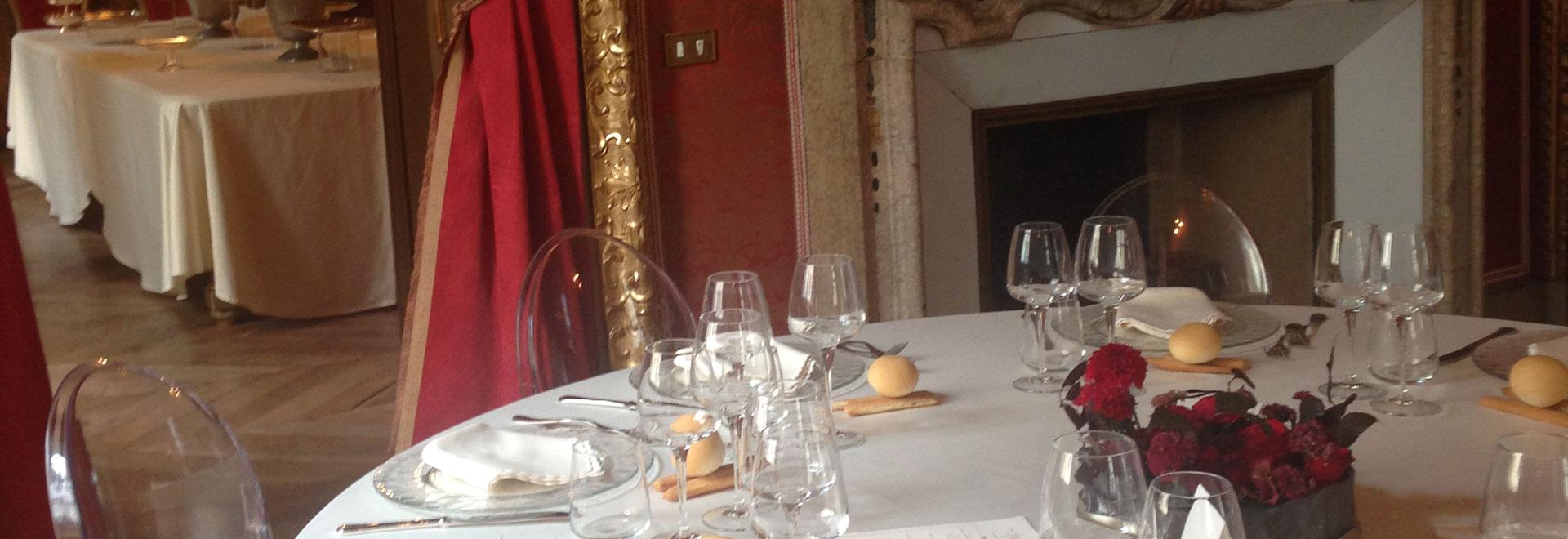 Natale a Palazzo Saluzzo Paesana: catering per eventi, ricevimenti e feste natalizie - Bon Ton Pietrini