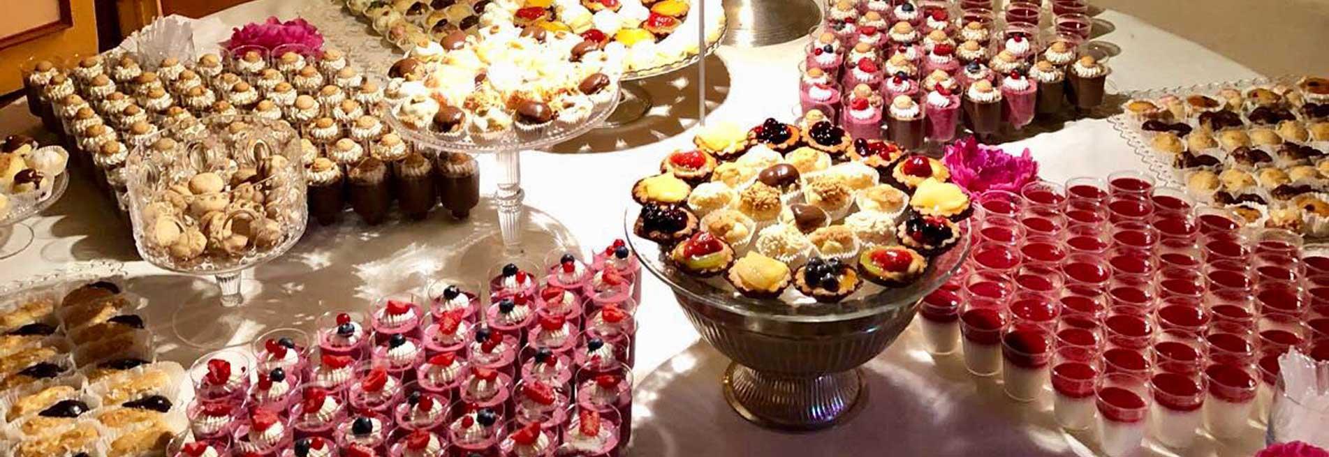 Festa compleanno 18 anni a Villa Bria - Catering BON TON Pietrini