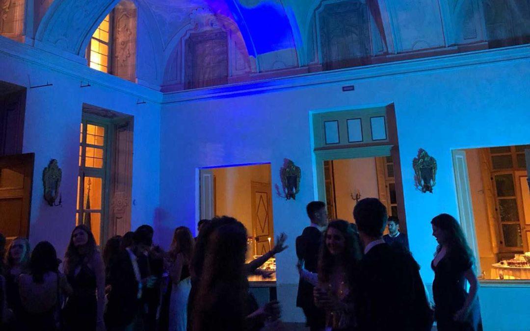 Festa compleanno 18 anni a Villa Bria