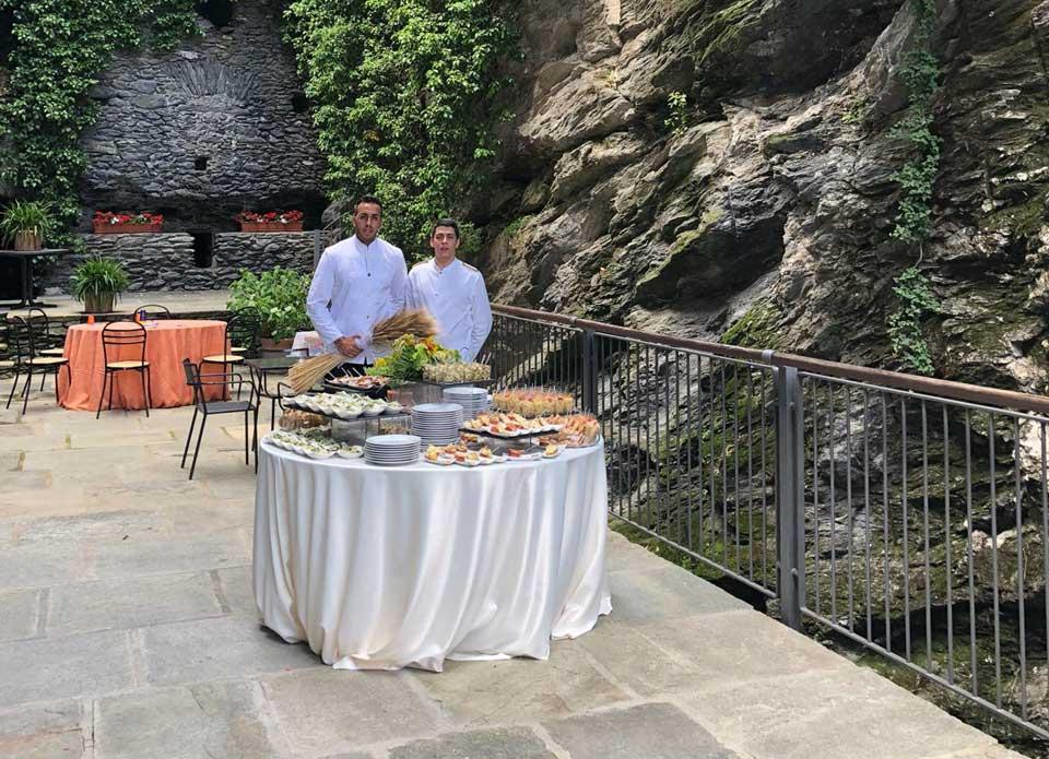 Staff catering Pietrini