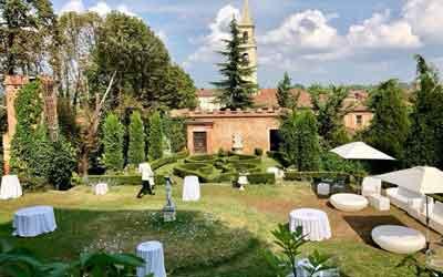 Catering per matrimonio al Castello di Piea