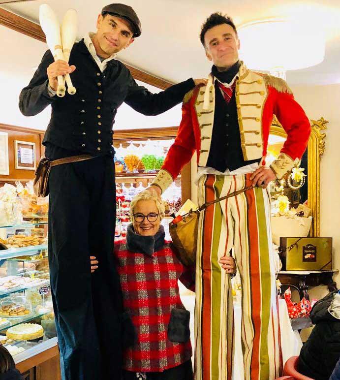 gabriella pietrini - festa 60 anni pasticceria