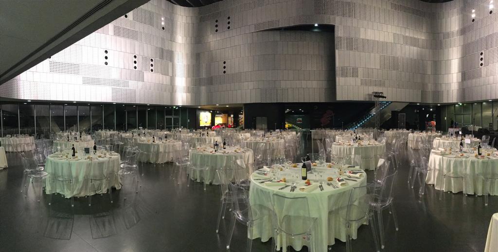 Cena di Natale al Museo dell'Automobile