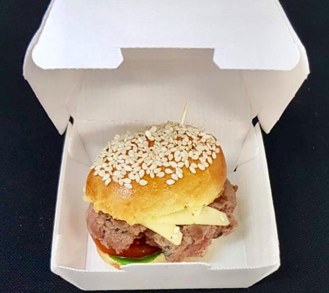 hamburger alla piemontese
