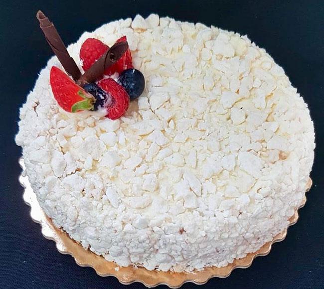 degustazione torta nuziale