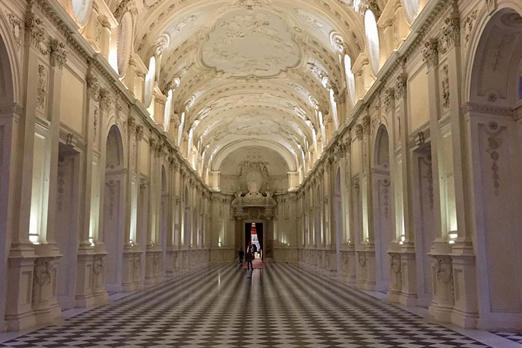 Galleria Diana - Reggia di Venaria