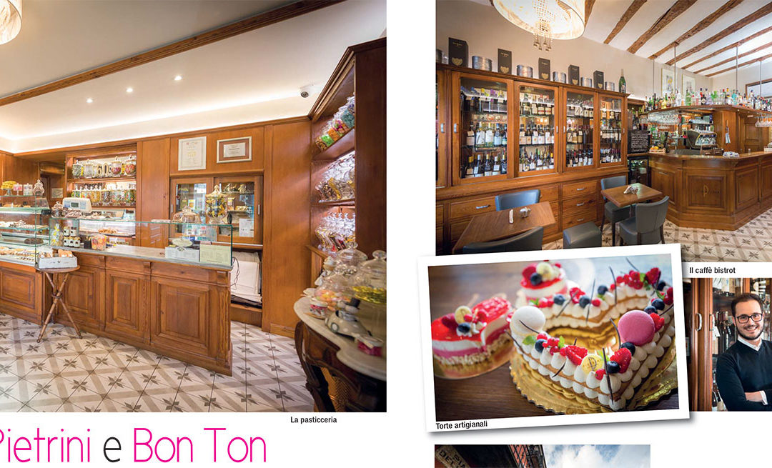 Pietrini e Bon Ton su Torino Magazine