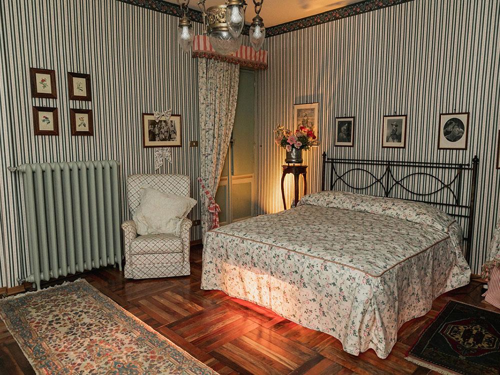 Interni Villa Franchetti Viù