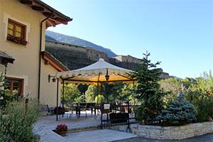 Locations per eventi: Osteria degli Archibugi, Exilles, Piemonte
