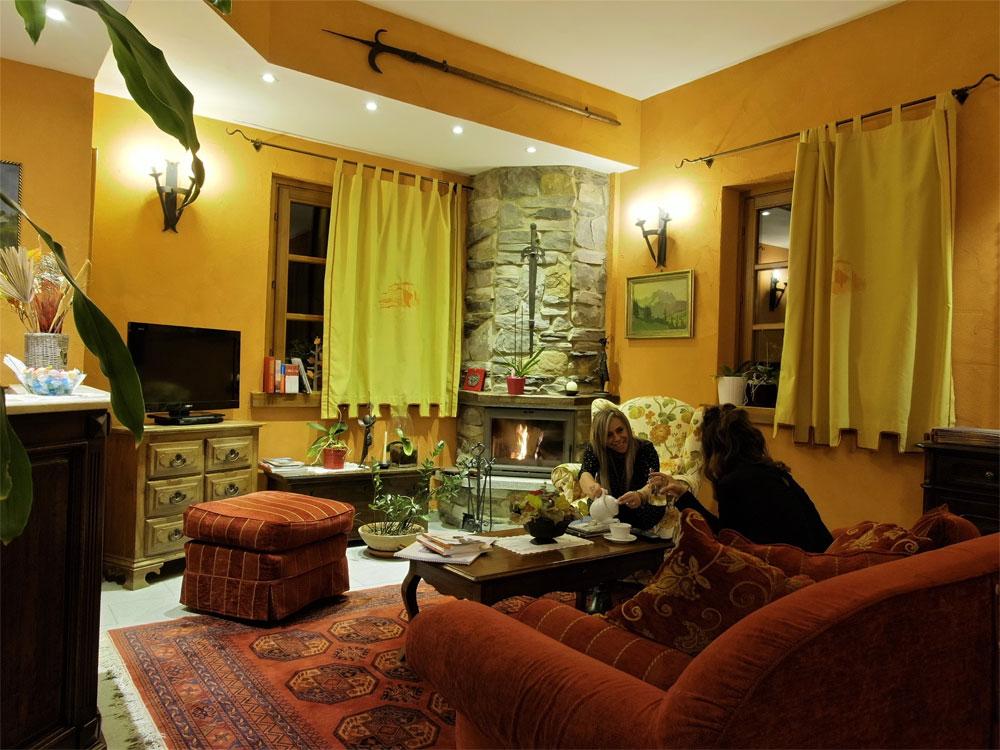 area relax interna - osteria degli archibugi - exilles