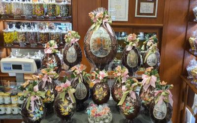 La Pasticceria Pietrini porta la Pasqua a casa tua