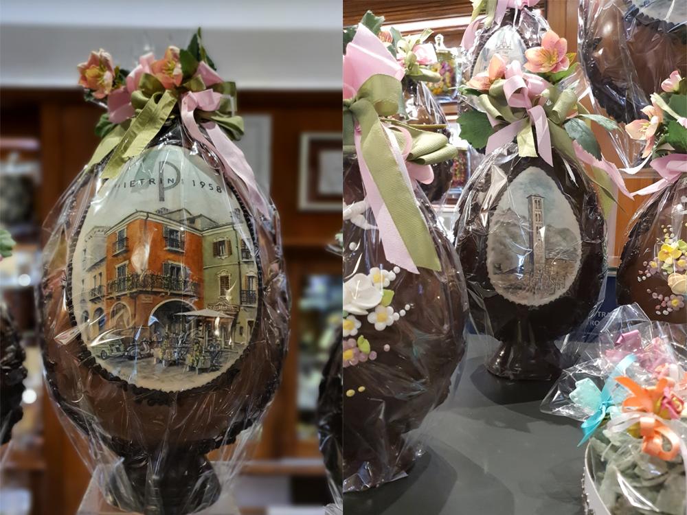 Uova di Pasqua Artigianali - Bon Ton Pietrini